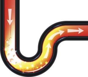 pipe-blockage
